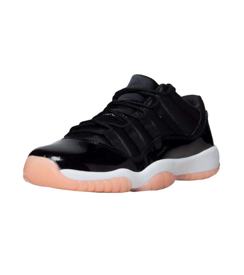 ab1ba1b01219 Jordan Air Jordan 11 Retro Low (Black) - 580521-013