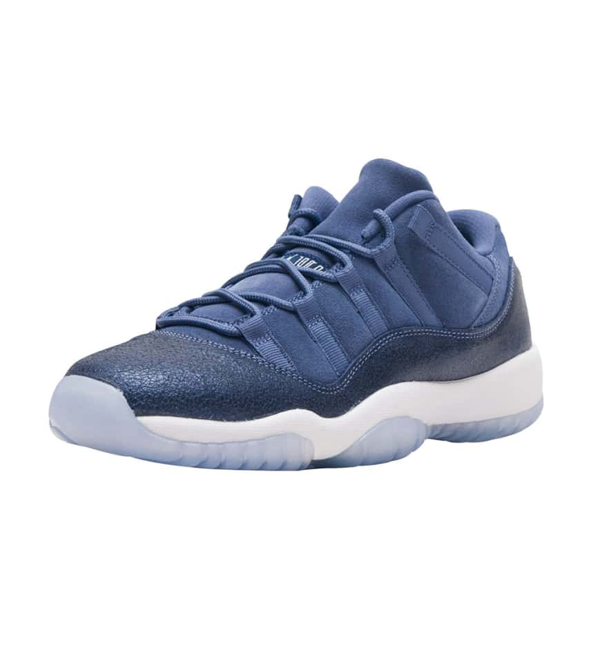 92cc255c5d0dac Jordan Retro 11 Low Sneaker (Blue) - 580521-408
