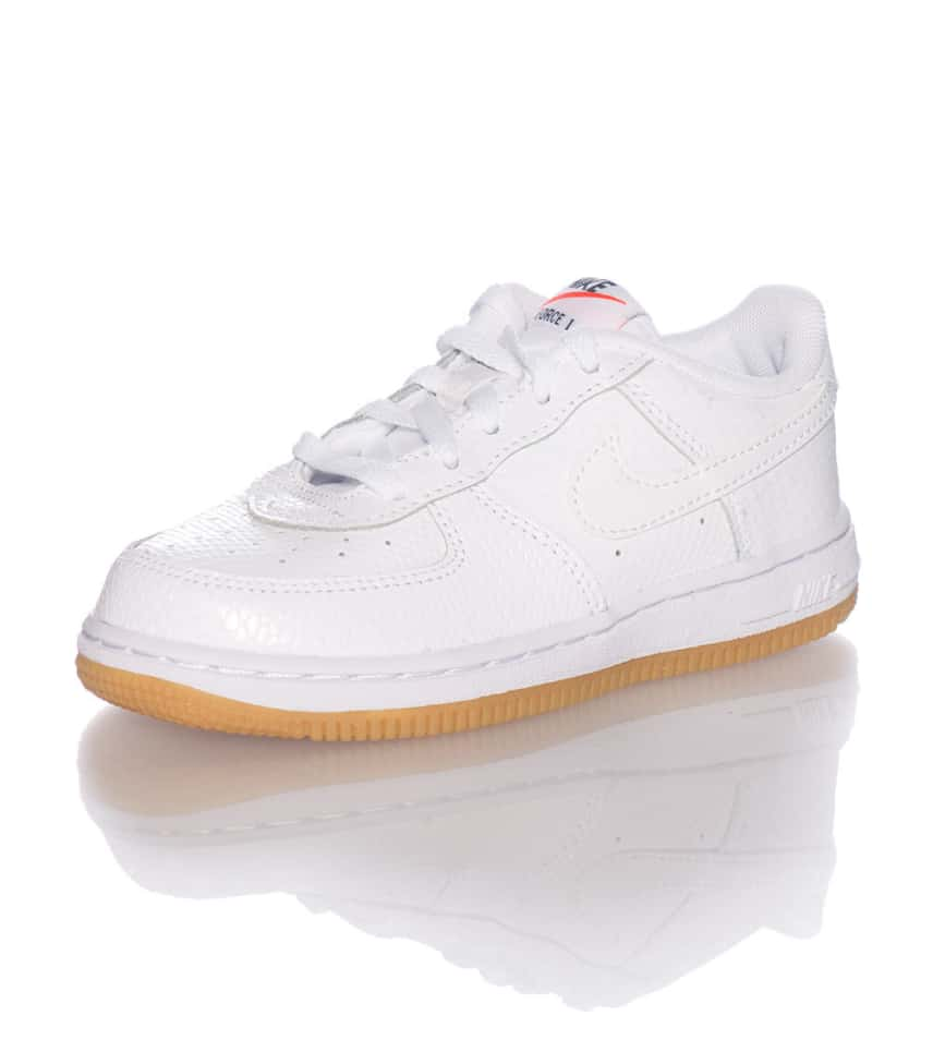 Nike Air Force One Low Sneaker (White) - 596730180  1daf760a2f9a