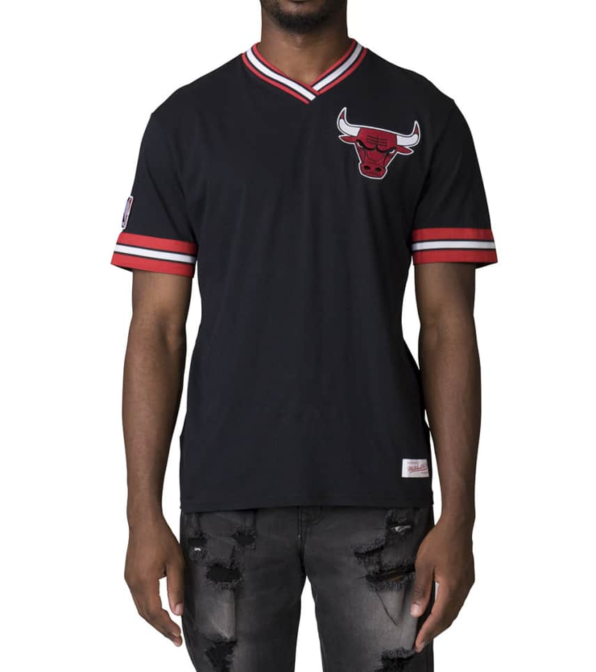 ebecad2d40e Mitchell and Ness Chicago Bulls Vintage Tee (Black) - 609T328ACBC ...
