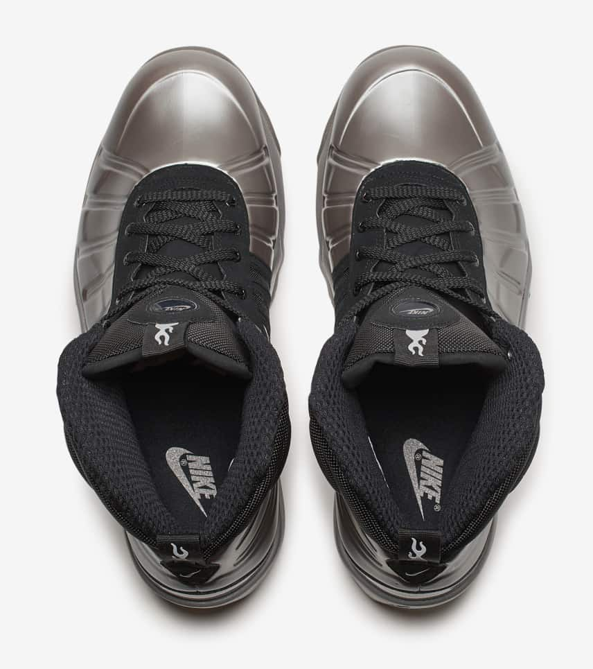 Nike Air Bakin  Posite (Silver) - 618056-002  bac265ec1