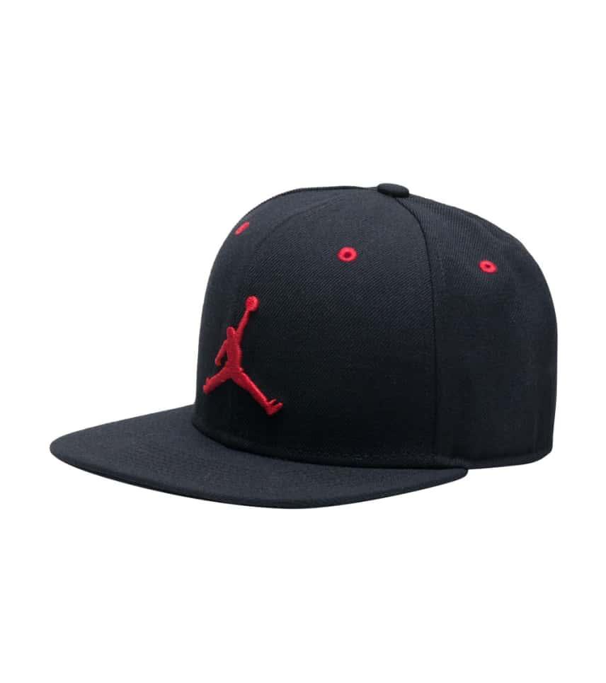 Jordan JORDAN JUMPMAN SNAPBACK (Black) - 619360-016  2b940e13b3f