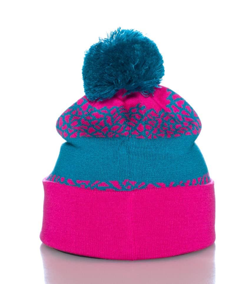 Jordan Jumpman Pom Pom Winter Beanie (Pink) - 619366670  7fa676941e0