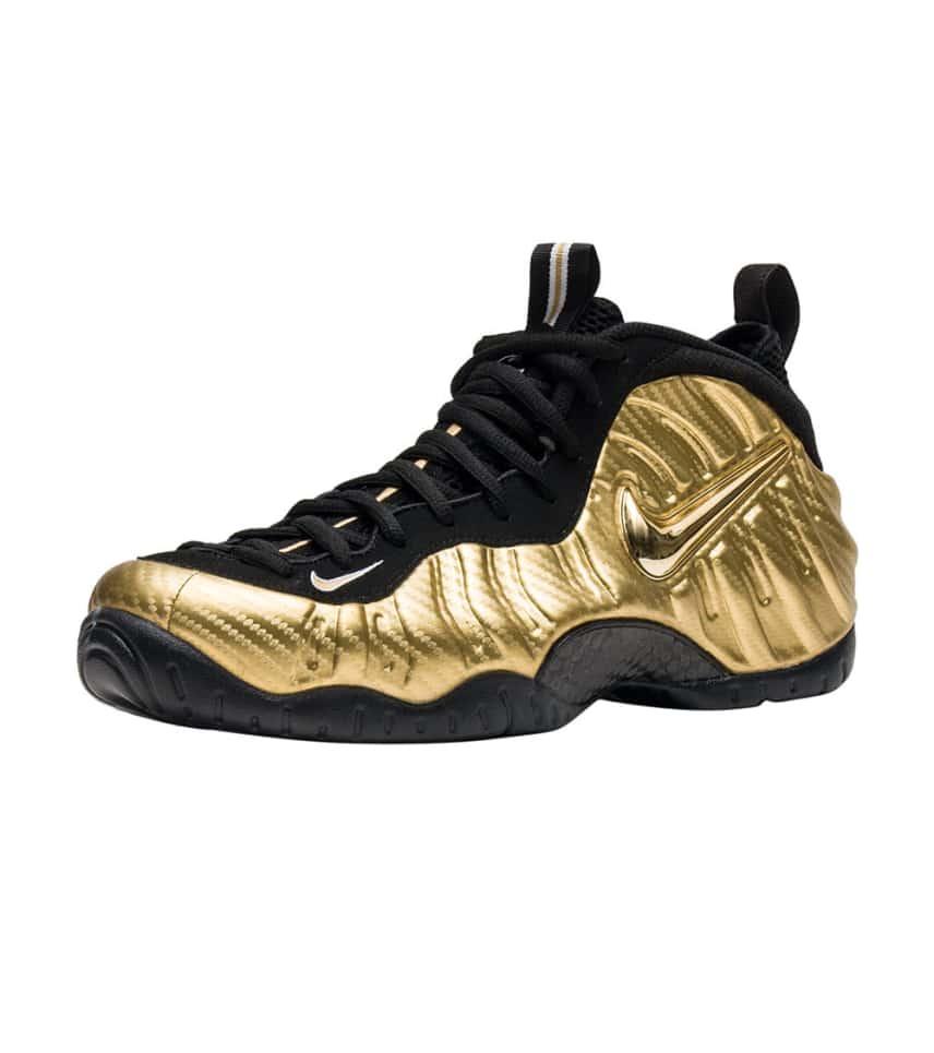 5e6dfc816227 Nike FOAMPOSITE PRO SNEAKER (Gold) - 624041-701   Jimmy Jazz