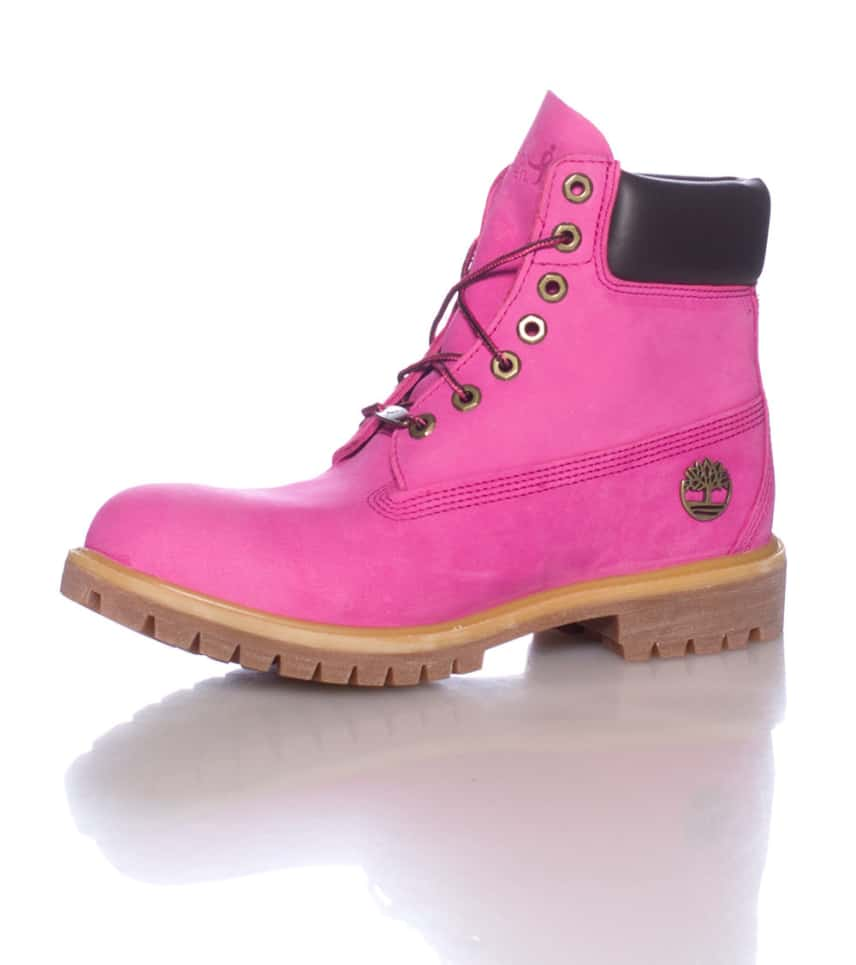 1b640bd69 Timberland BREAST CANCER AWARENESS 6 IN FIELD BOOT (Pink) - 6254A ...
