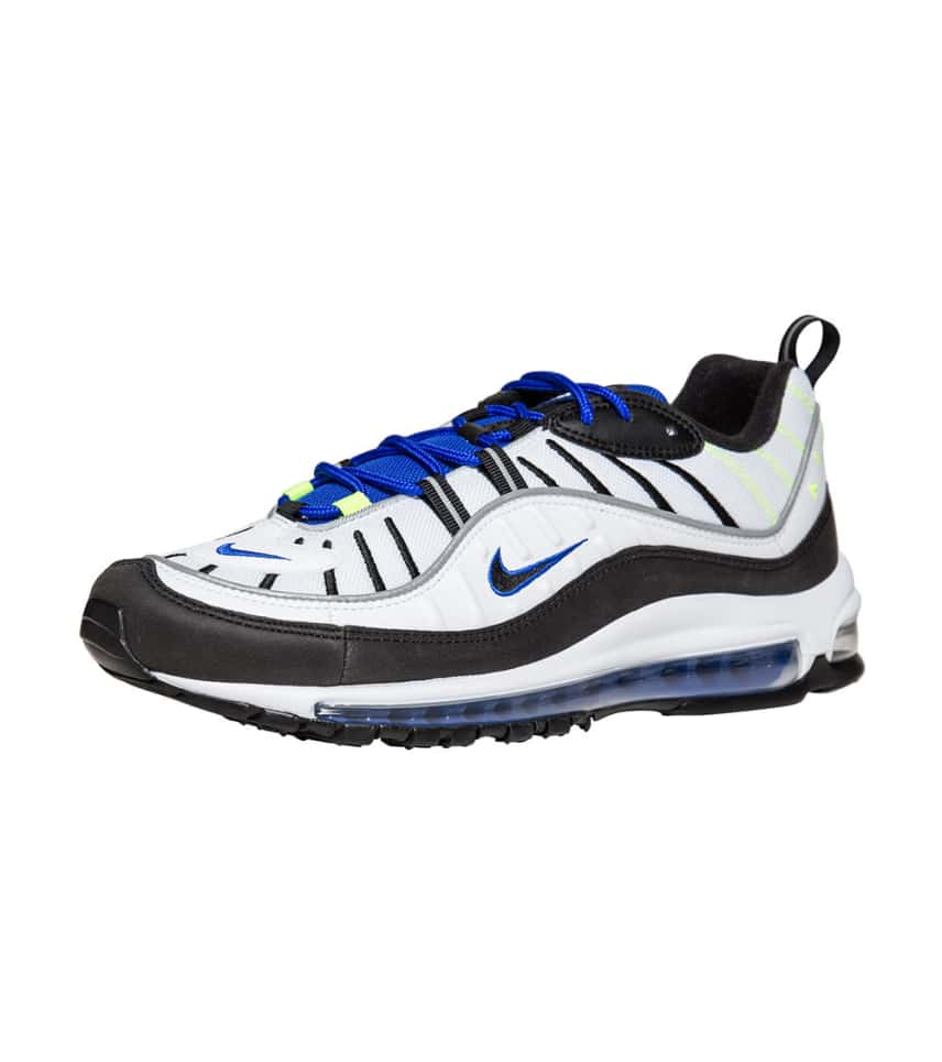 best service d7ac2 67a4b Nike AIR MAX 98 (White) - 640744-103   Jimmy Jazz