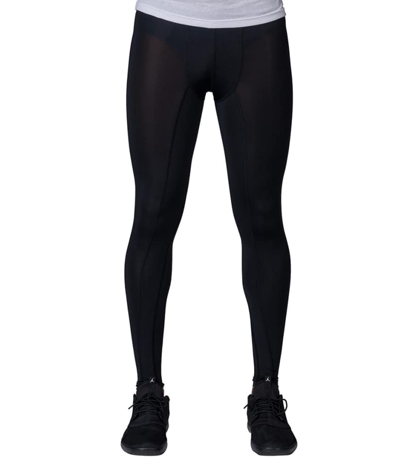 d4a1e7a3c50418 Jordan AJ ALL SEASON COMPRESSION PANT (Black) - 642348-013