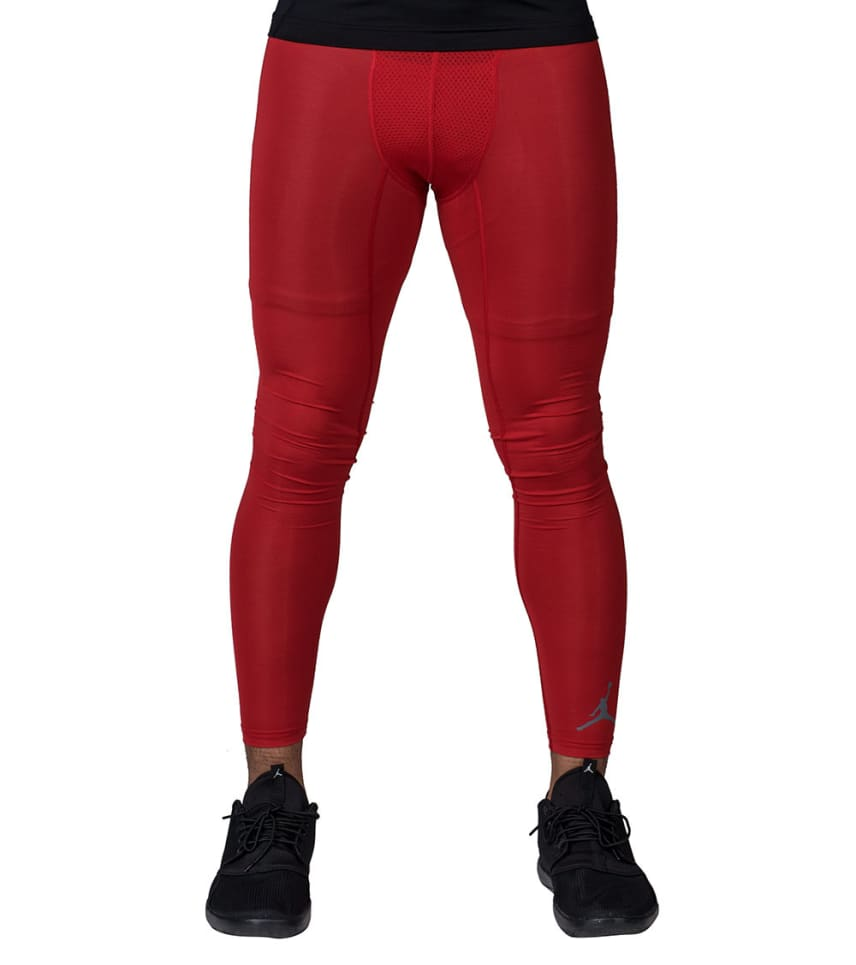 20d6857d00f8ff Jordan AJ ALL SEASON COMPRESSION PANT (Red) - 642348-688