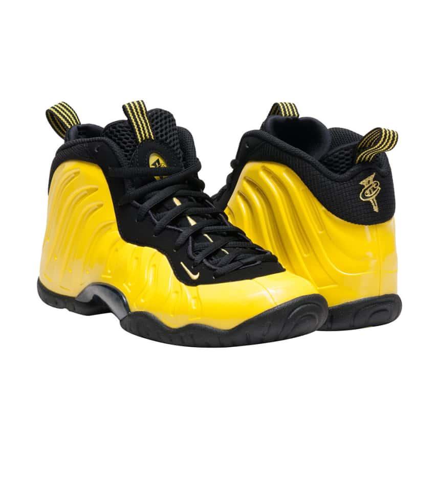 bdff0b89af Nike LITTLE POSITE ONE SNEAKER (Yellow) - 644791-701 | Jimmy Jazz