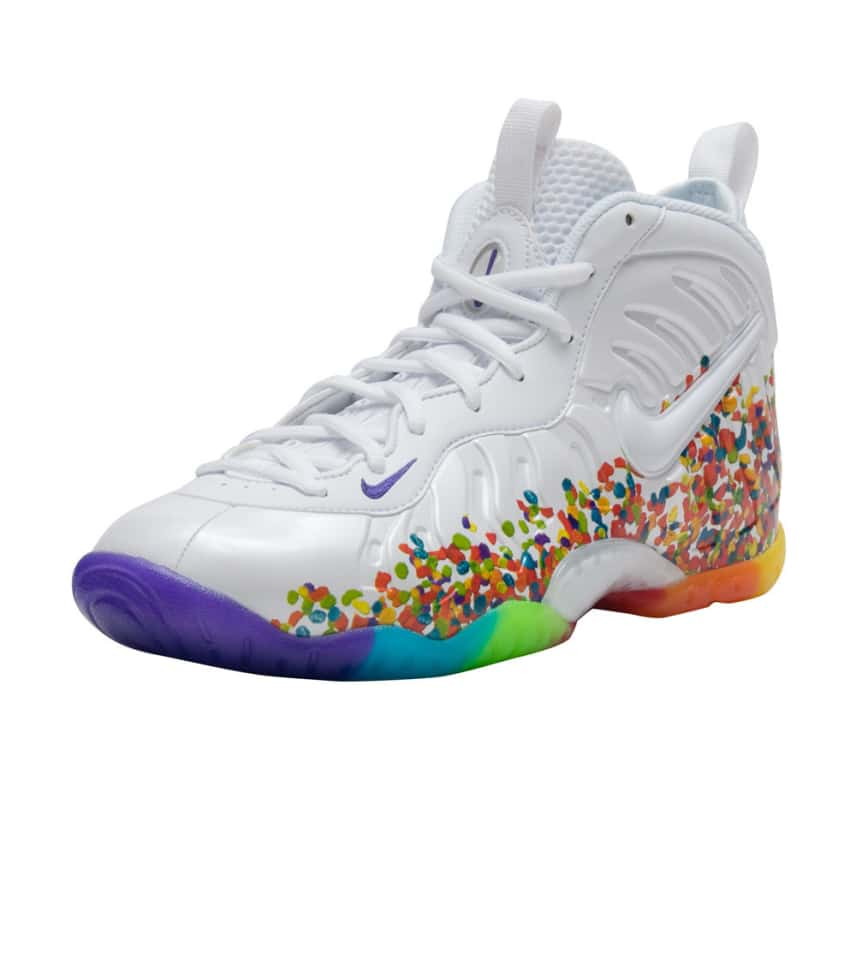 e8a7475a631a Nike LIL POSITE PRO SNEAKER (White) - 644792-101