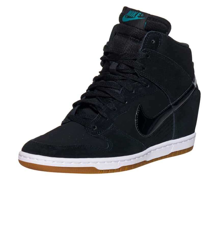 lowest price 61afb da4a0 NIKE SPORTSWEAR DUNK SKY HI ESSENTIAL WEDGE SNEAKER