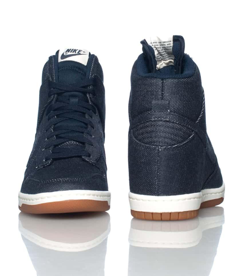 ... NIKE SPORTSWEAR - Sneakers - DUNK SKY HI ESSENTIAL WEDGE SNEAKER ... cf068605c6