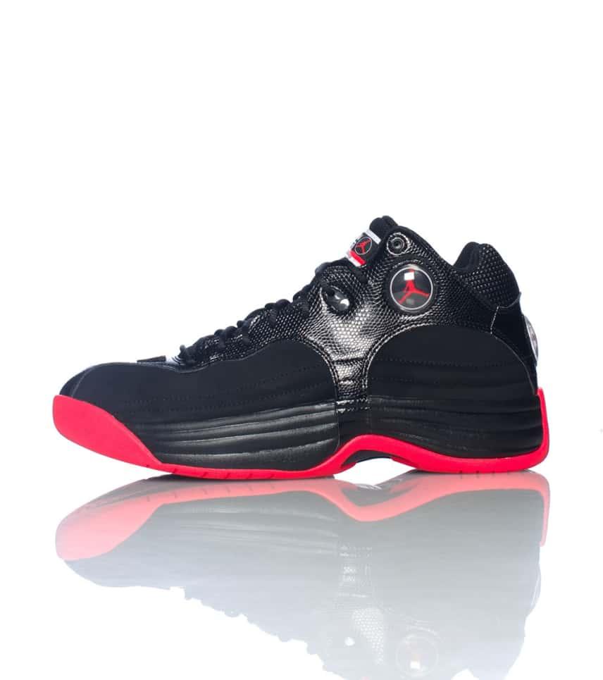 95bf266d0db Jordan JUMPMAN TEAM 1 SNEAKER (Black) - 644938023
