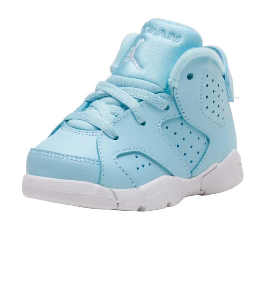 e27630aa09d Jordan RETRO 6 SNEAKER (Medium Blue) - 645127-407