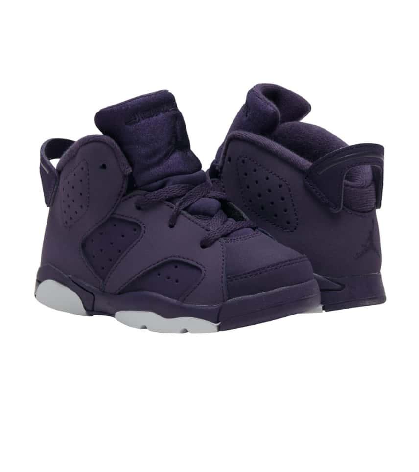 a4050e9bfcf2ef Jordan RETRO 6 SNEAKER (Purple) - 645127-509