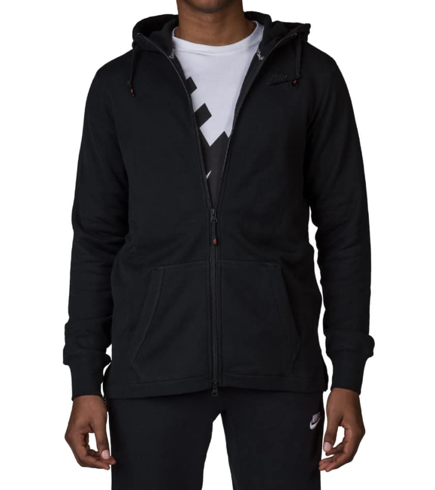 b95c111b07da NIKE SPORTSWEAR NIKE BB PIVOT 2.0 FLEECE FULL ZIP HOODIE (Black ...