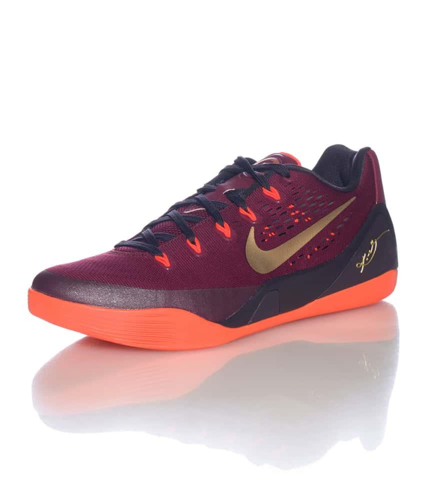 a4ad804e9dd9 Nike KOBE IX EM SNEAKER (Burgundy) - 646701678