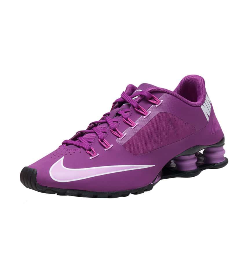 Nike SHOX SUPERFLY R4 SNEAKER (Purple) - 653479-500  31851a2de