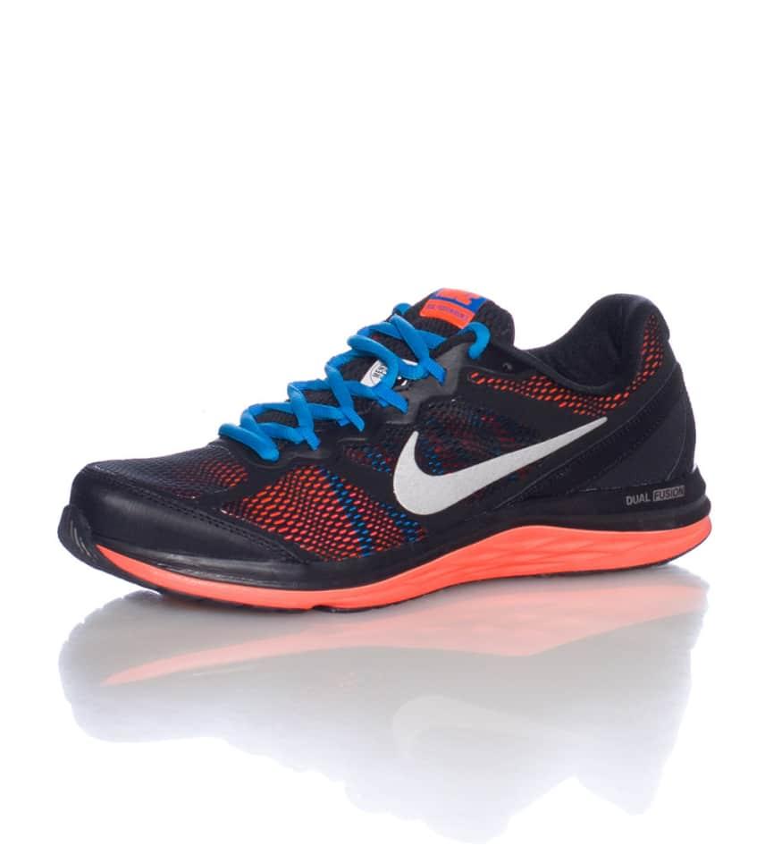 6d296a6299c Nike DUAL FUSION RUN 3 SNEAKER (Black) - 653596012
