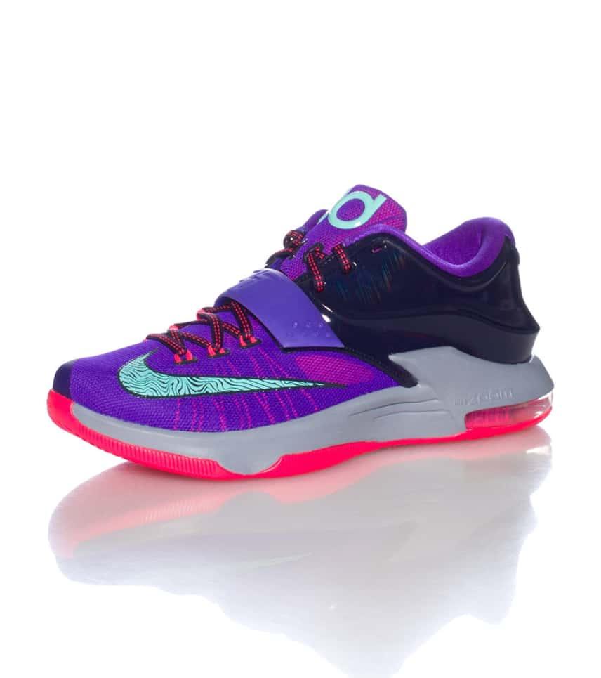 135ea869ee0f Nike KD VII SNEAKER (Purple) - 653996535