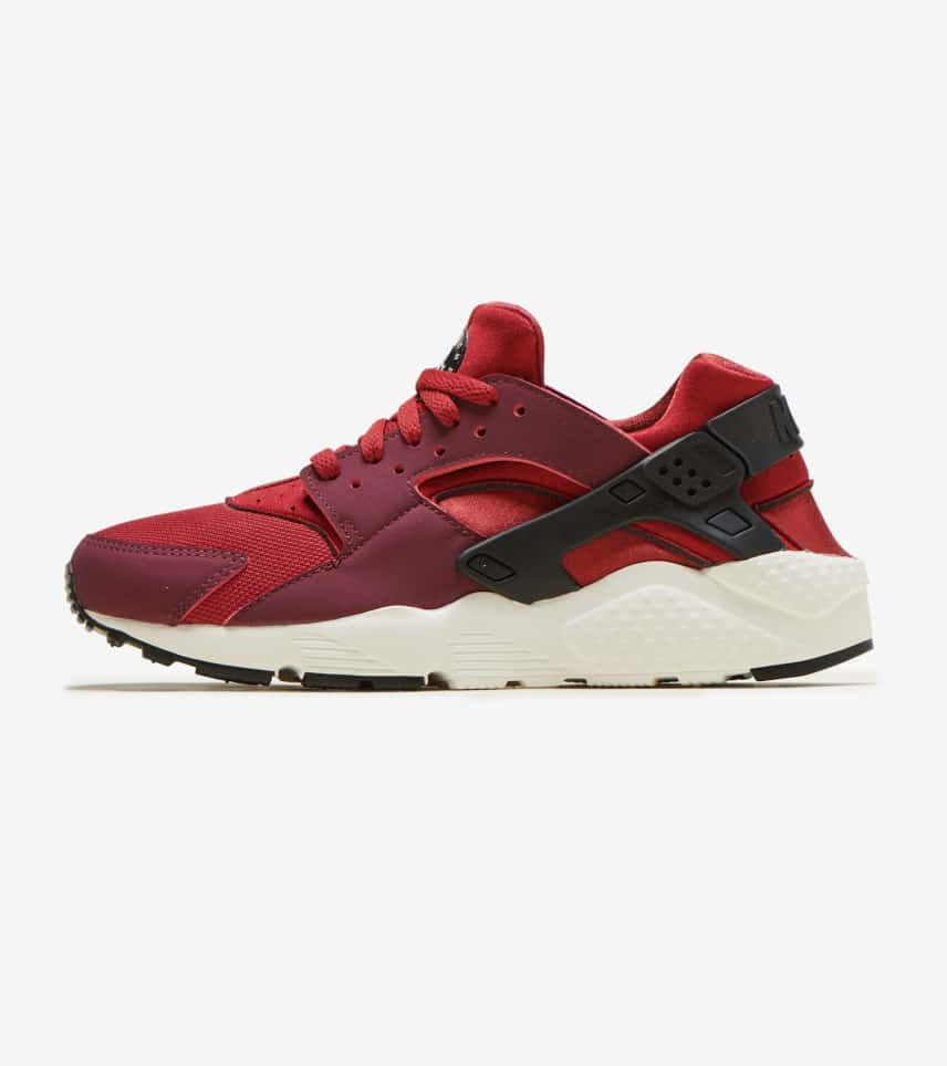 huaraches red
