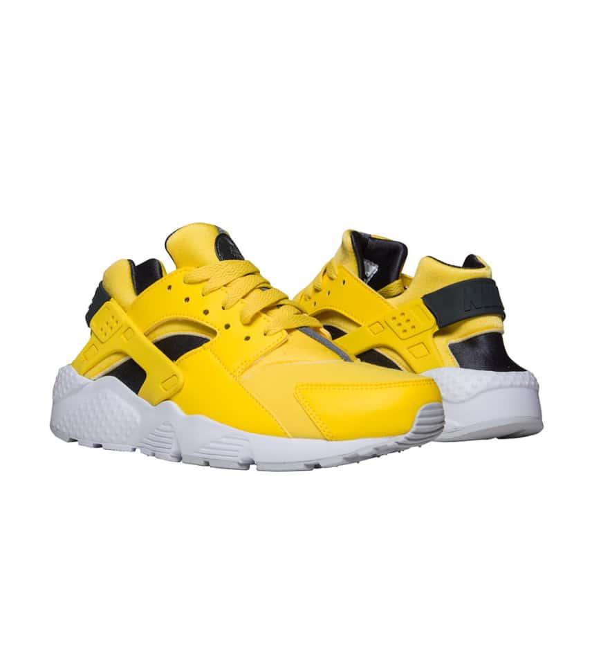 Nike Huarache Run Sneaker (Yellow) - 654275-700  b6fff1f49