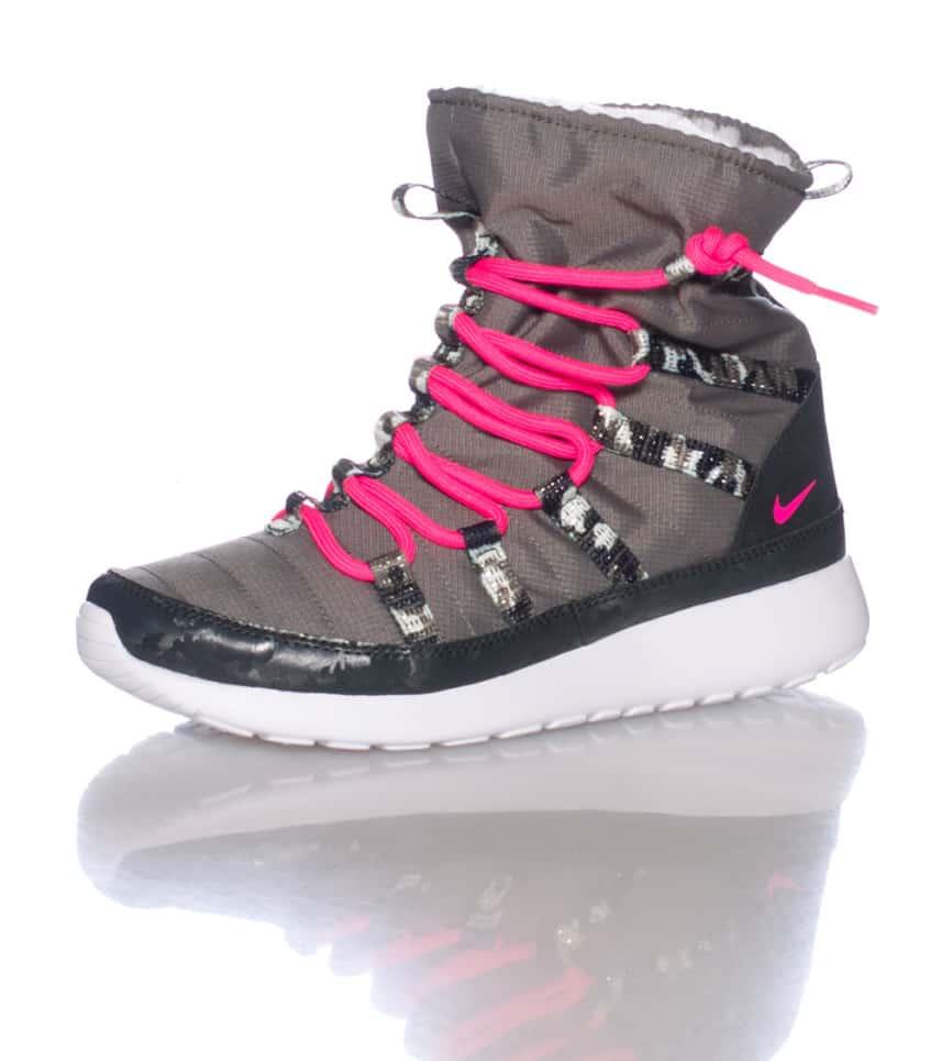 59c1d4222aae Nike ROSHERUN HI SNEAKERBOOT (Green) - 654492300