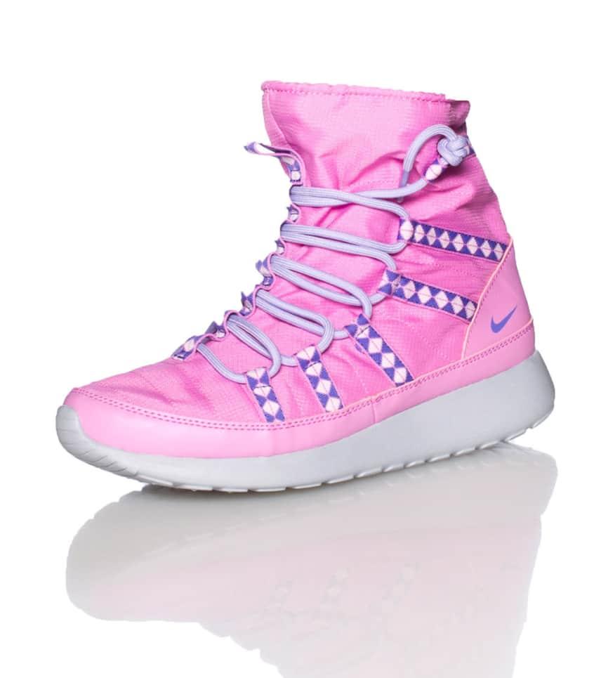 045ae07e0e94 Nike ROSHERUN HI SNEAKERBOOT (Pink) - 654492500