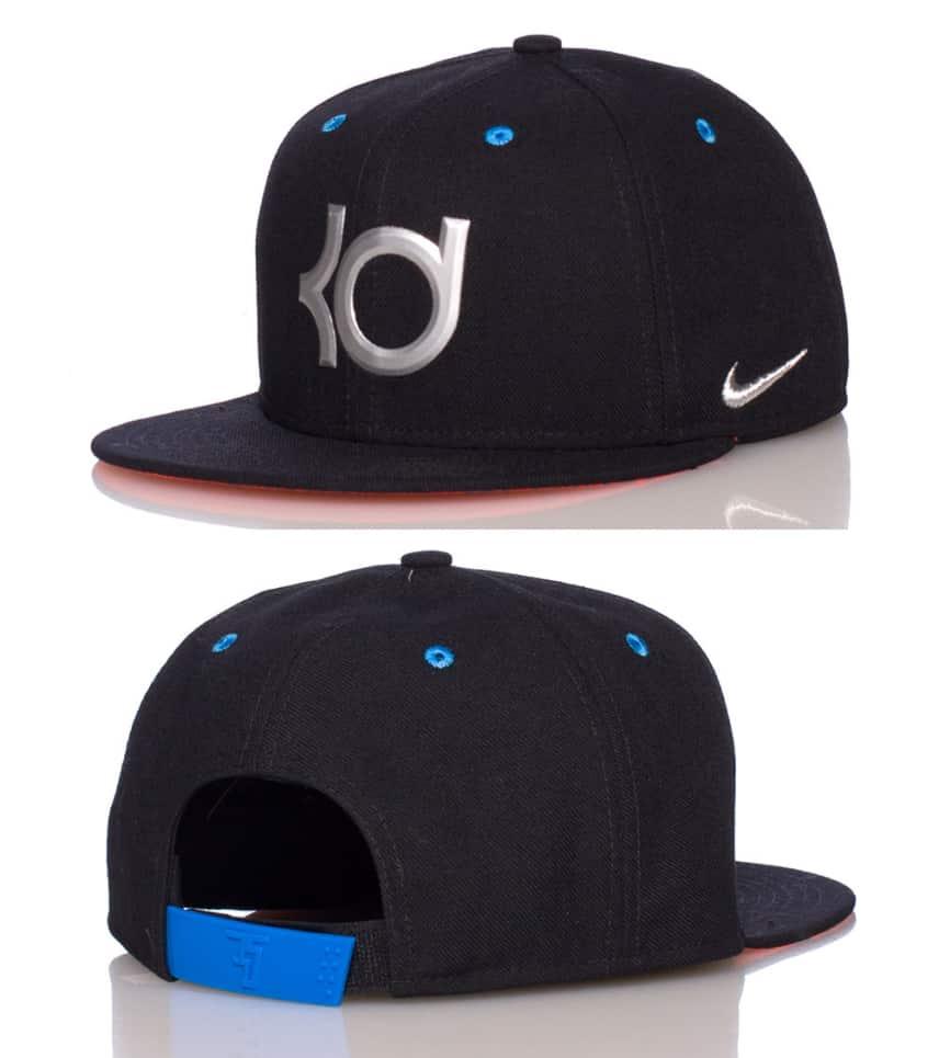 0f8f89e28 KD VII TRUE SNAPBACK CAP