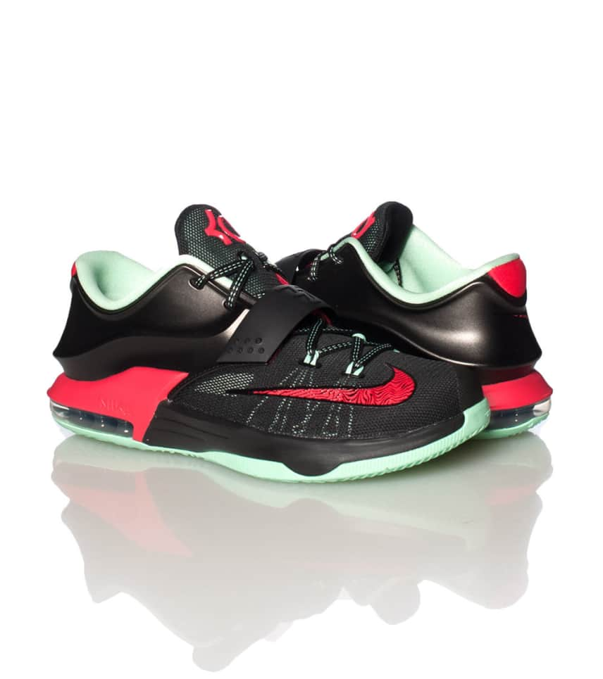 fd1ed7256a9 Nike KD VII BAD APPLES SNEAKER (Black) - 669942600
