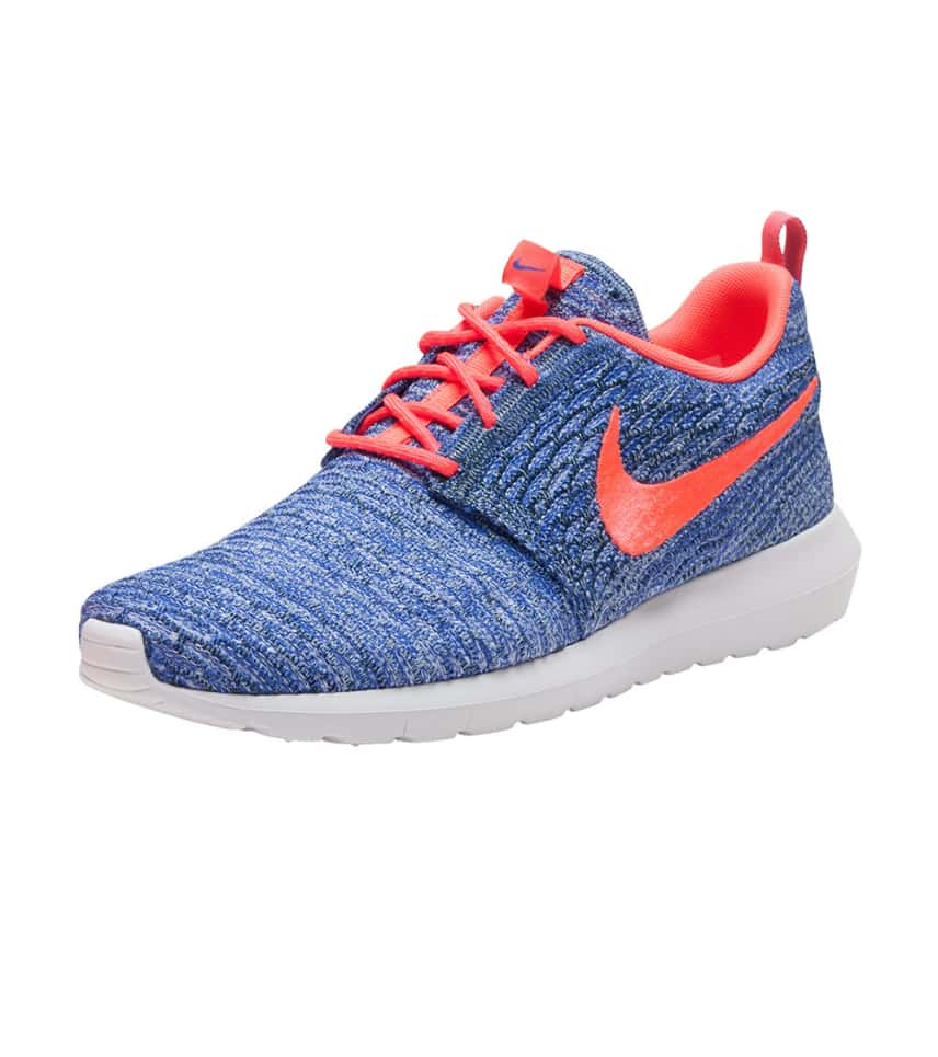 Nike Roshe Nm Flyknit (Purple) - 677243-500  3ecc48385