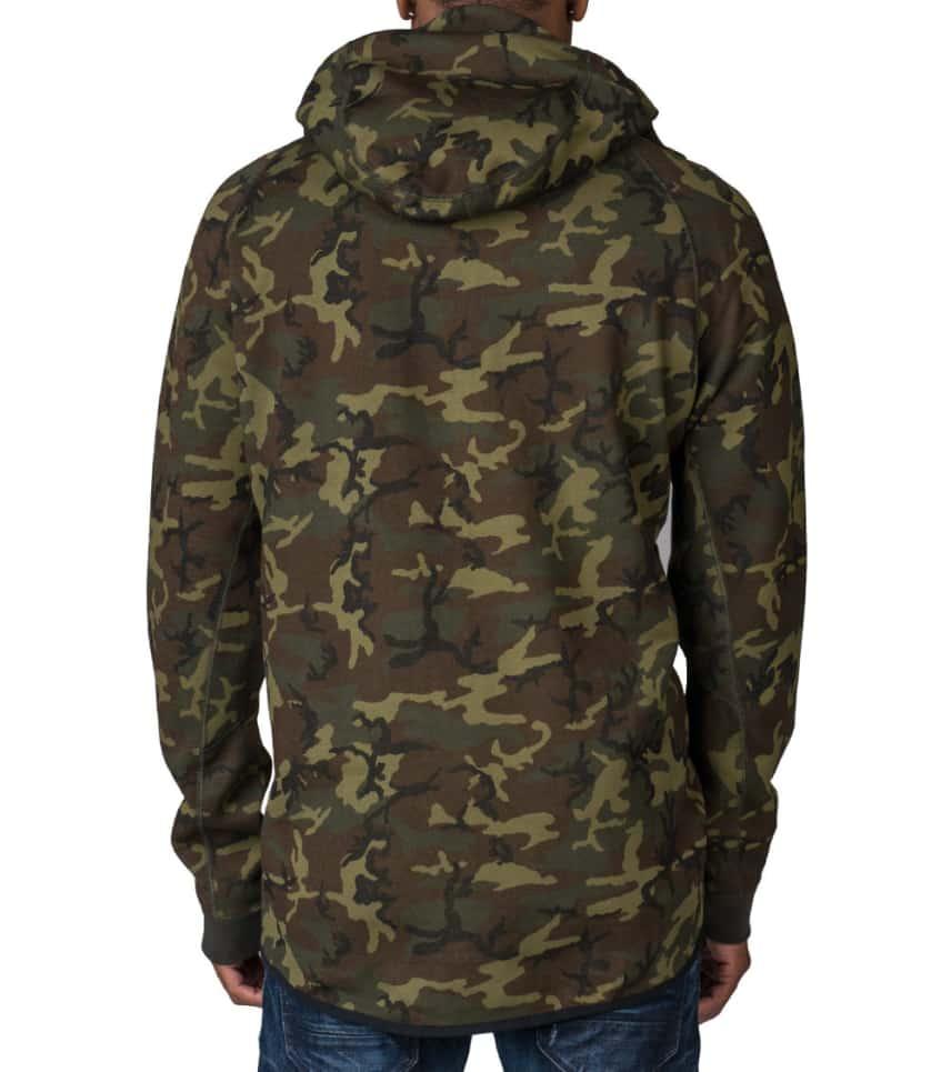 Nike Hoodie Camouflage