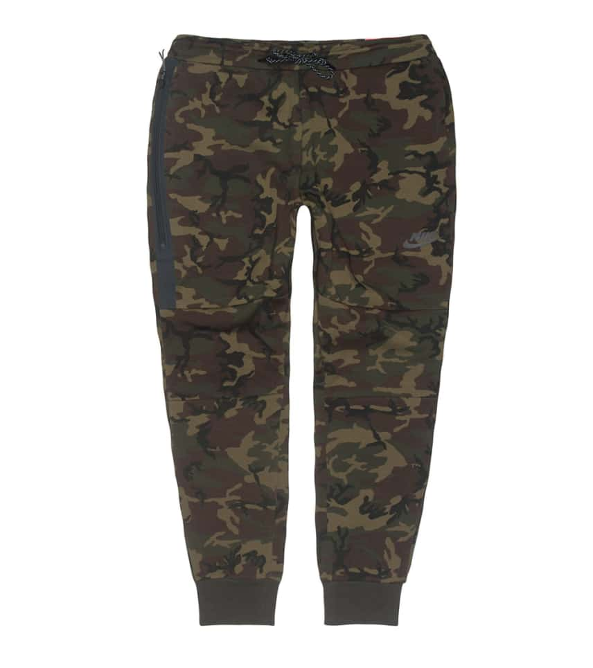buy online c6a97 a1028 NIKE SPORTSWEAR NIKE TECH FLEECE WR CAMO 1MM PANTS
