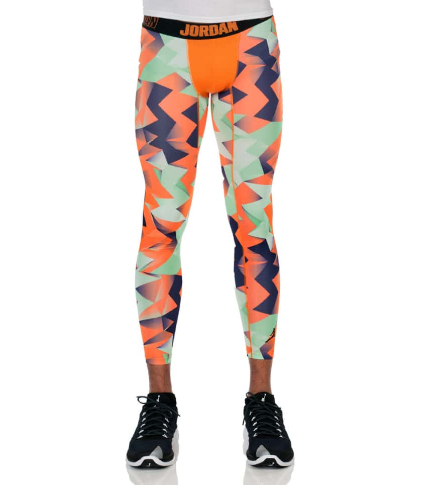 c960d39c341add Jordan ALL SEASON COMP VII TRAINING PANTS (Orange) - 683137856 ...