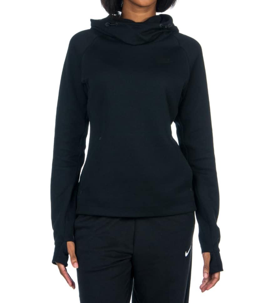 NIKE SPORTSWEAR Nike Tech Fleece PUllover Hoodie (Black) - 683798010 ... 97ceb349a3