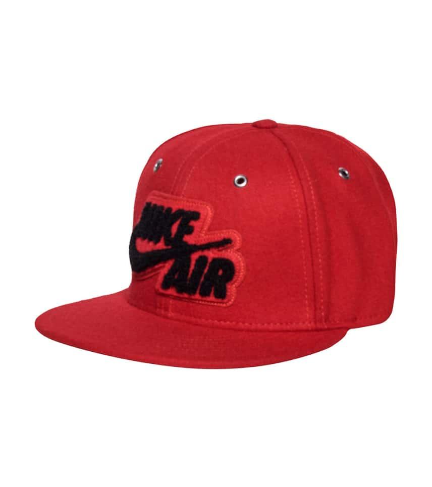 Nike Air True Wool Strapback Cap (Red) - 698890-657  43f46a4bf19