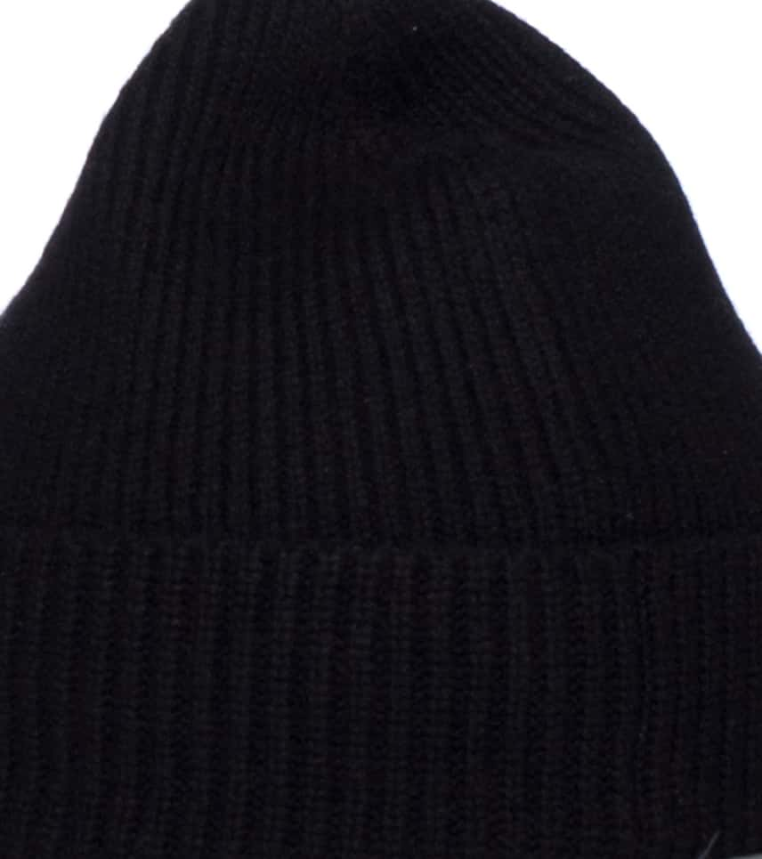 ce18cd9dcc6 POLO SIGNATURE MERINO CUFF WINTER BEANIE (Black) - 6F0101001