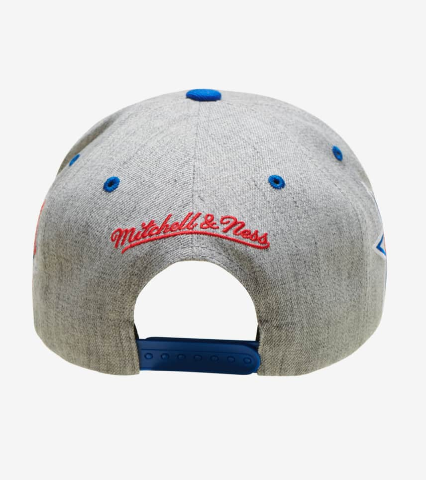 dc588a62884c82 ... Mitchell and Ness - Caps Snapback - Charlotte Hornets The Score Hat ...