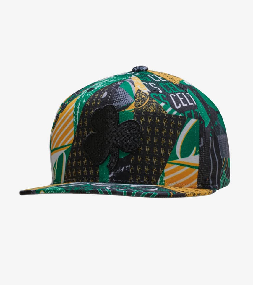 d9100f42 MITCHELL AND NESS Boston Celtics Paysage Hat (Multi) - 6HSSMM1-BCN ...