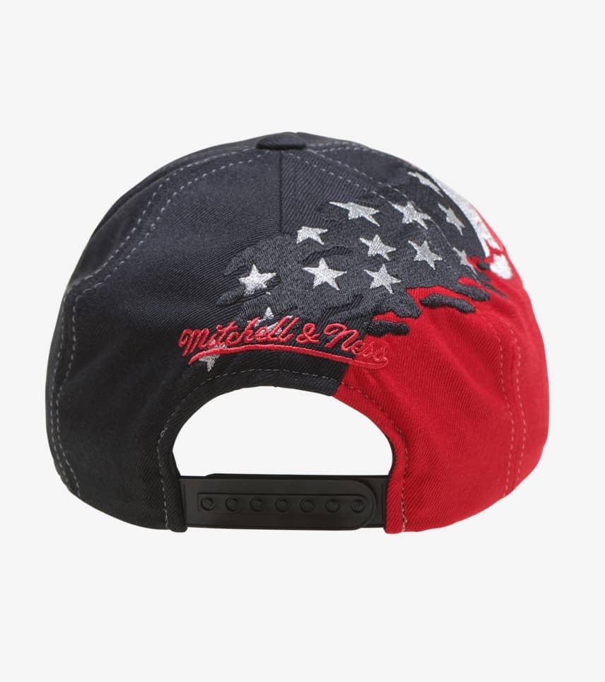 26d6eee0d9041 Toronto Raptors Brushed Flag Hat