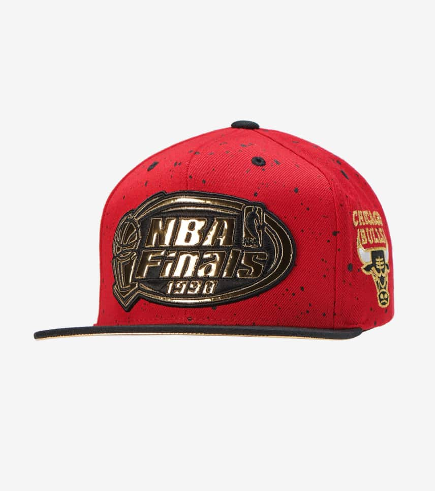 088841f87df629 Mitchell and Ness Chicago Bulls Snapback (Red) - 6HSSRED1C113 ...
