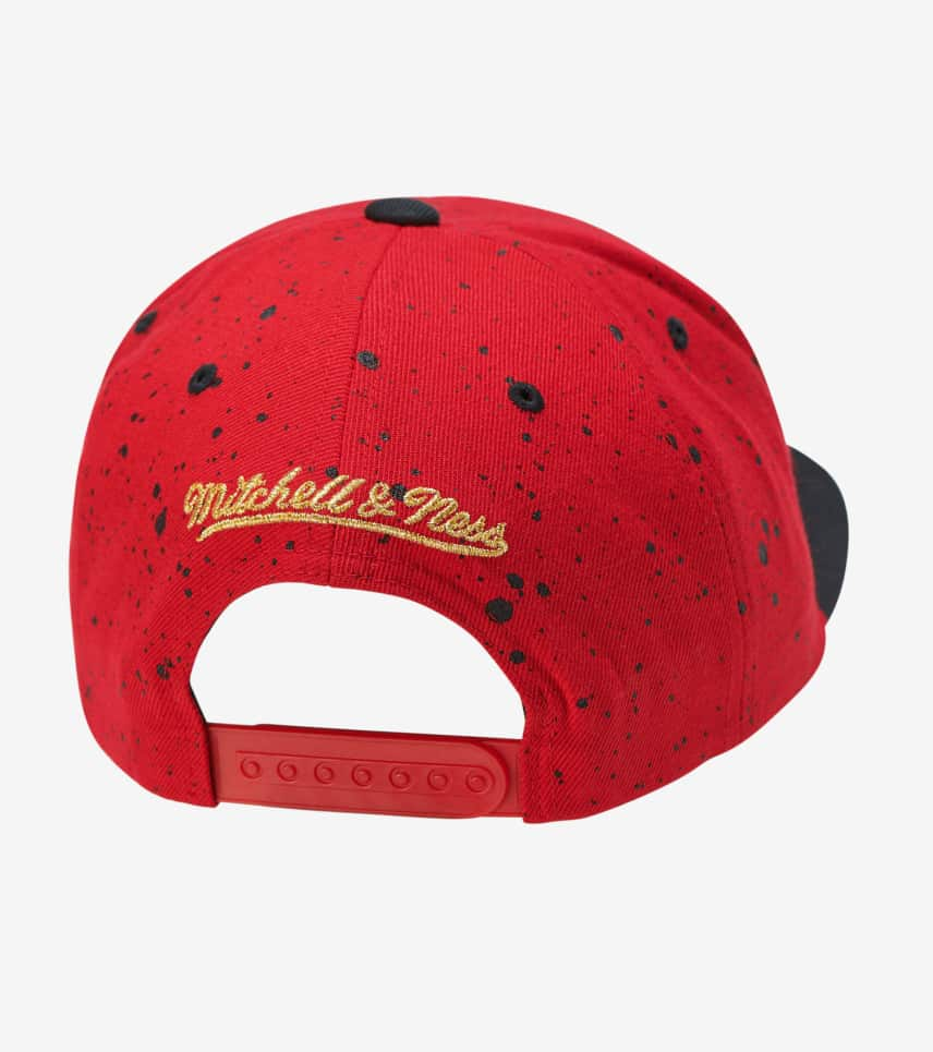 a549b8a5c8d ... Mitchell and Ness - Caps Snapback - Chicago Bulls Snapback ...