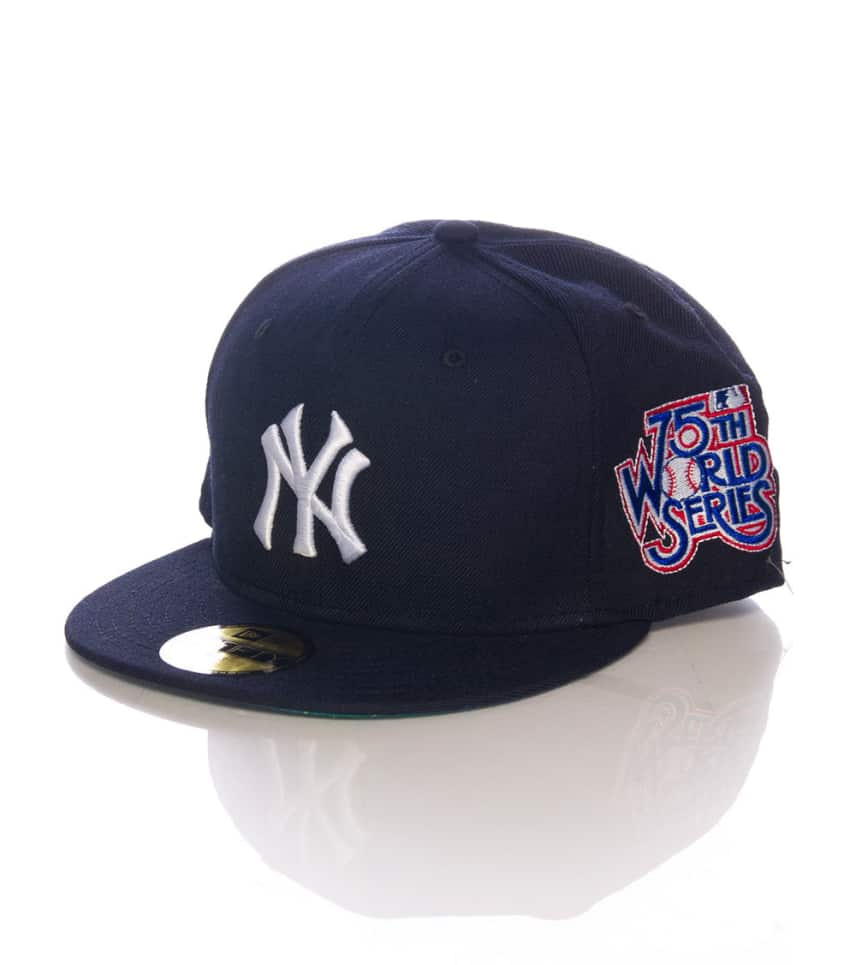 ecd1a2e014 New Era NEW YORK YANKEES FITTED CAP (Navy) - 70067658H