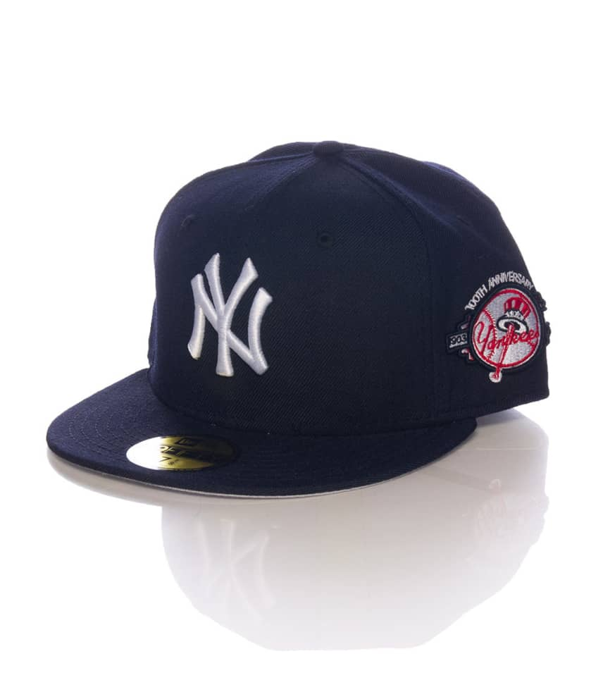 3271c4f2e4ffd New Era NEW YORK YANKEES FITTED CAP (Navy) - 70068723H