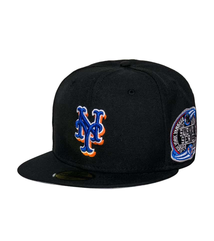 783b8427 New Era NY METS 2000 SUBWAY SERIES FITTED CAP (Black) - 70081697H ...