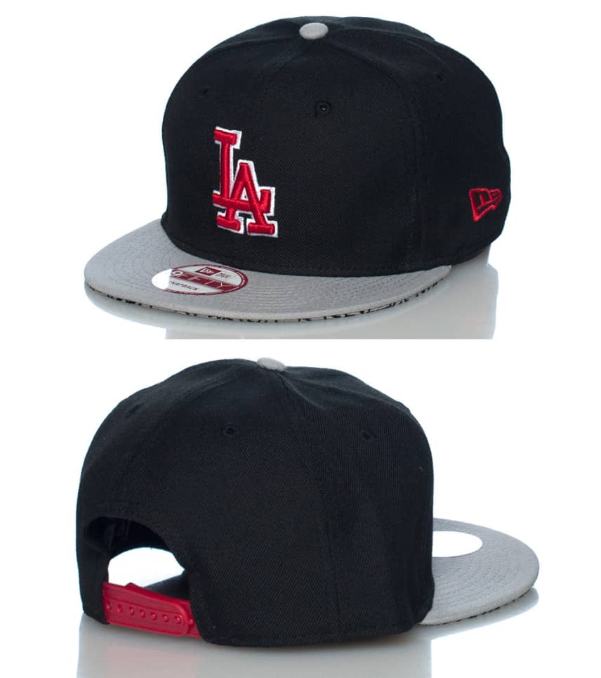 New Era LA Dodgers Mlb Snapback Cap Jj Exclusive (Black) - 70093998 ... b5f05708e15