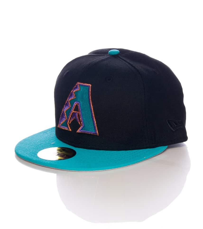 3fbd446149c New Era ARIZONA DIAMONDBACKS FITTED CAP (Black) - 70105949H
