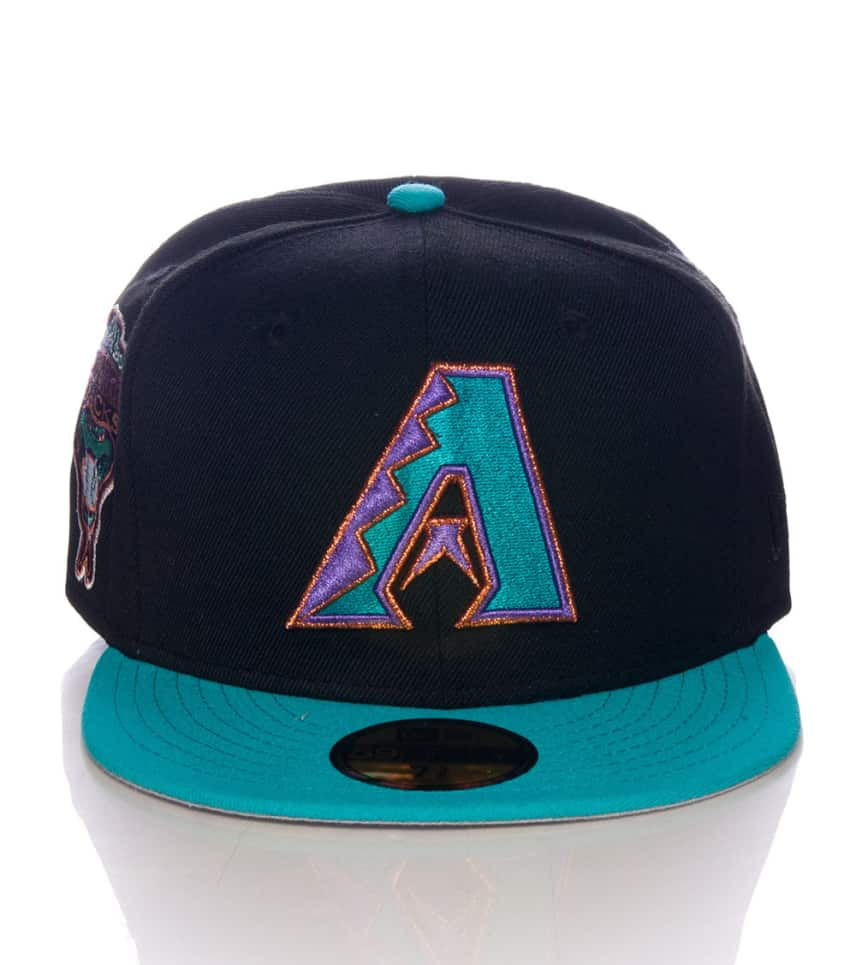 ... New Era - Caps Fitted - ARIZONA DIAMONDBACKS FITTED CAP ... b6ea69ae4d9