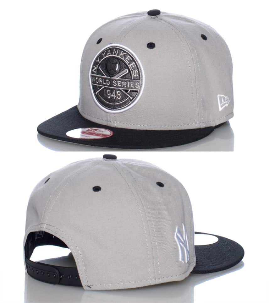 d4dbb28505b New Era Yankees Ws Snapback Cap Jj Exclusive (Grey) - 70177837 ...