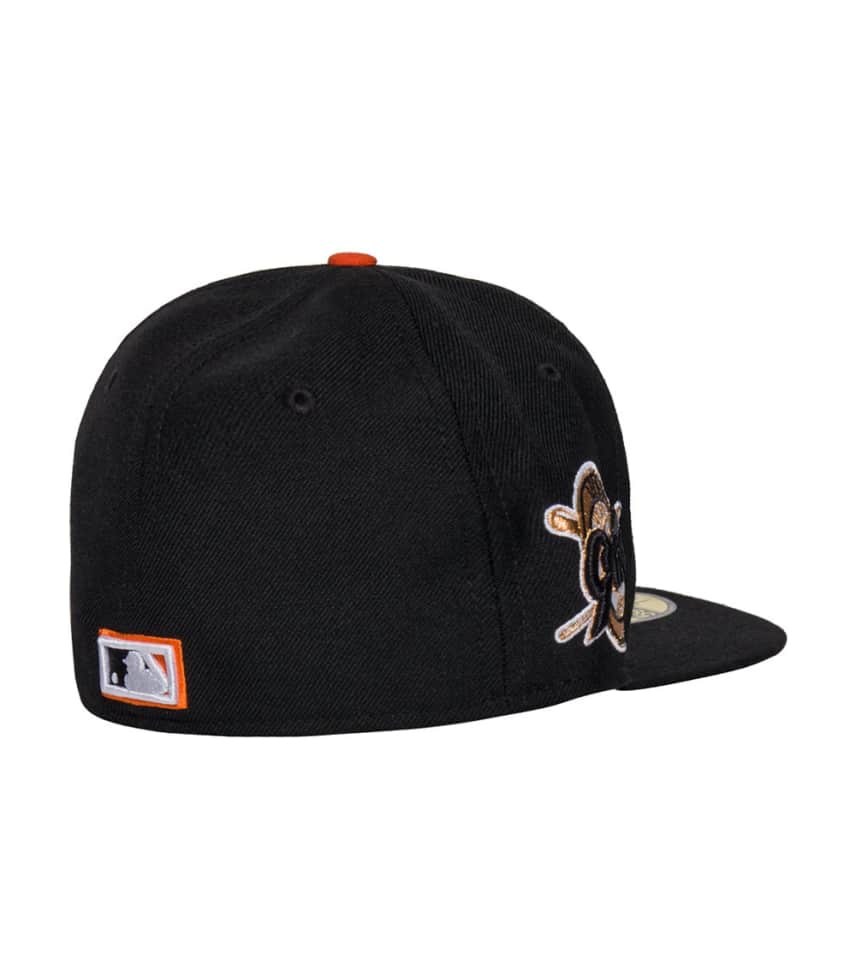 3d0354dc6 1954 WORLD SERIES NY GIANTS FITTED CAP